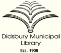 In Partnership with the Didsbury Municipal Library